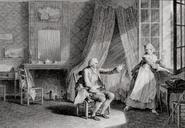 Rousseau 1778 Heinrich Guttenberg