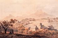 Rousseau 1800 Les Charmettes