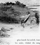 Flaubert Trois contes 1895 Saint Julien Luc-Olivier Merson (10)