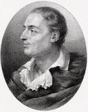 Diderot 1860 Henri Grévedon Jean-Baptiste Greuze