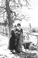 Flaubert Trois contes 1894 Coeur simple Emile Adan (9)