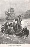 Stevenson Ile au trésor Georges Roux 1885 15