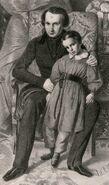 Hugo & Charles 1835 Chastillon