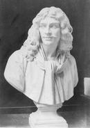 Molière buste