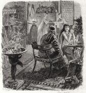 Flaubert Trois contes 1892 Hérodias Georges Rochegrosse (10)
