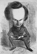 Hugo 1849 Honoré Daumier 2