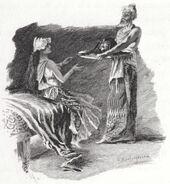 Flaubert Trois contes 1892 Hérodias Georges Rochegrosse (12)