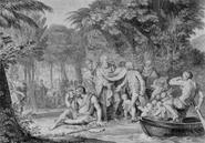 Rousseau 1782 Charles François Adrien Macret Jean-Michel Moreau