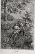 Musset Confession d'un enfant du siècle 1891 Jazet Abot 7