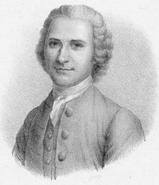 Rousseau 1850 Maurice-Quentin de Latour