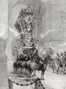 Hugo 1885 obsèques