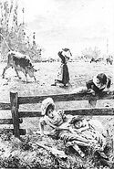 Flaubert Trois contes 1894 Coeur simple Emile Adan (5)