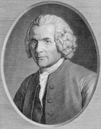 Rousseau 1793 Pierre Gabriel Langlois
