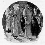 Flaubert Trois contes 1895 Saint Julien Luc-Olivier Merson (8)