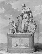 Rousseau 1770 Carl Gottlieb Guttenberg Barbier