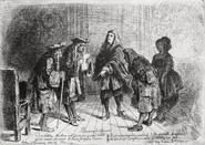 Molière Benserade Léopold Flameng