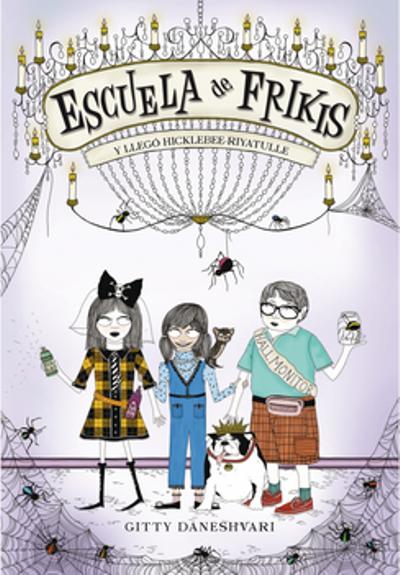Escuela de Frikis: y llego Hicklebee-Riyatulle