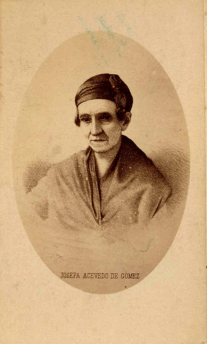 Josefa Acevedo de Gómez