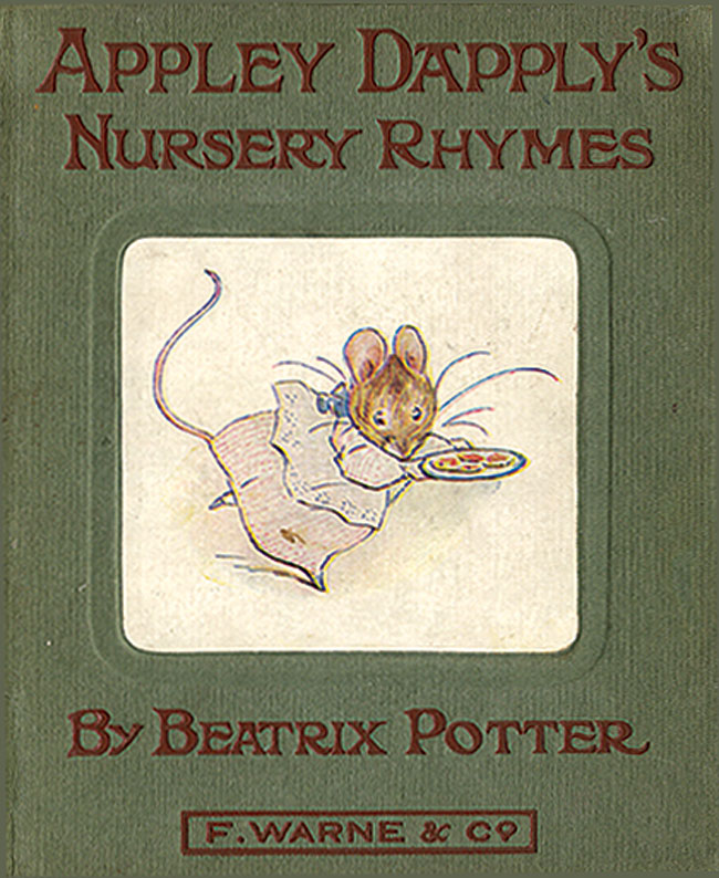 Appley Dapply's Nursery Rhymes