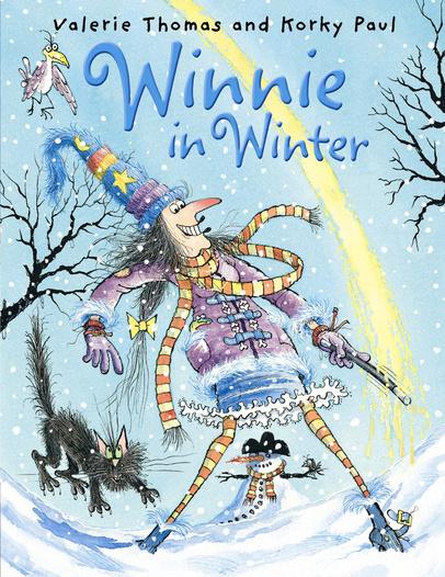 Winnie in Winter