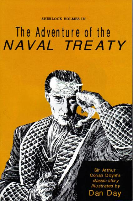 The Adventure of the Naval Treaty