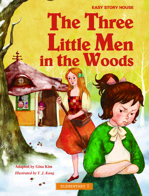 The Three Little Men in the Wood