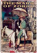 TheMarkOfZorro1924BookCover
