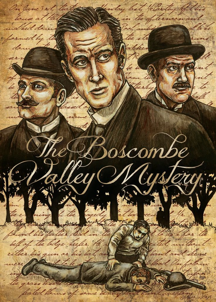 The Boscombe Valley Mystery