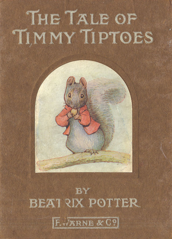 The Tale of Timmy Tiptoes