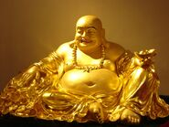 Happy Buddha Wallpaper yvt2