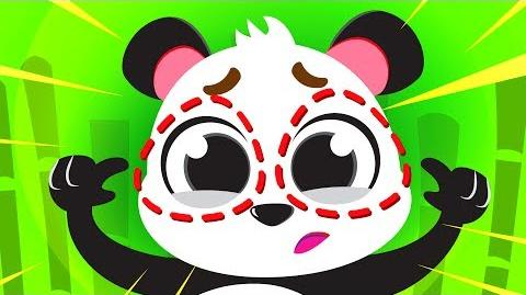 Where Are My Spots? Help Baby Panda Ling Ling Find His Spots! by Little Angel