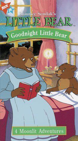 Maurice Sendak's Little Bear, Goodnight Little Bear (VHS, 1998).jpg