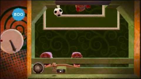 Little Big Planet Level 7 The Carnival Part 4 Goalissimo - Sony PSP - DVDfeverGames-0