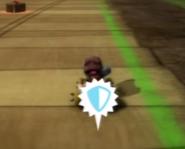 Shield Icon LittleBigPlanet Karting Weaponator