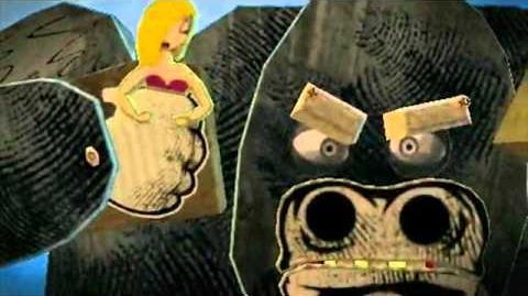 LittleBigPlanet PSP Soundtrack - Voodoo Juju by The Voodoo Trombone Quartet