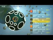 LBP2 early main menu concept style