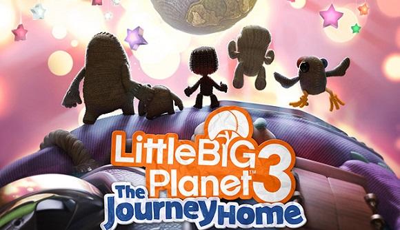 LittleBigPlanet 3: The Journey Home