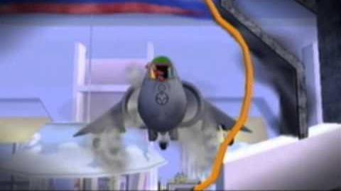 LBP PSP Turbo Pack Plane Stupid