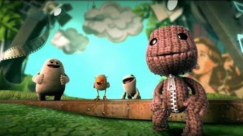 Little Big Planet 3 Official Trailer - E3 2014 (1080p HD)-2
