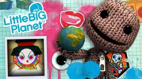 Little Big Planet Soundtrack - The Islands-1