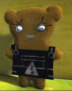 Crash Test Teddy