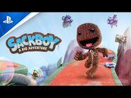 Sackboy- A Big Adventure - Accolades Trailer - PS5