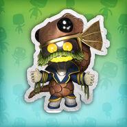 Captain Pud Avatar