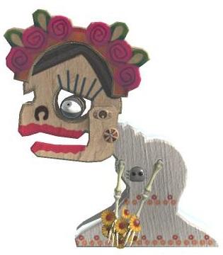 Frida the Bride