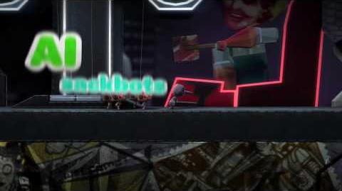 LittleBigPlanet 2 the Adventure Trailer (LBP2)