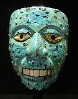 Mask of Xiuhtecuhtli