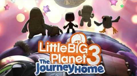 LittleBigPlanet_3_(DLC)_Soundtrack_-_A_Little_Knight_Music