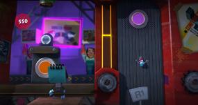 LittleBigPlanet 3 The Journey Home Screenshot Level Two