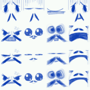 Lbp2beta clive eye shapes
