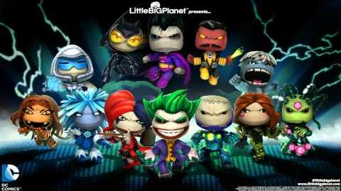 Little Big Planet Soundtrack (DC Pack) - On Thin Ice